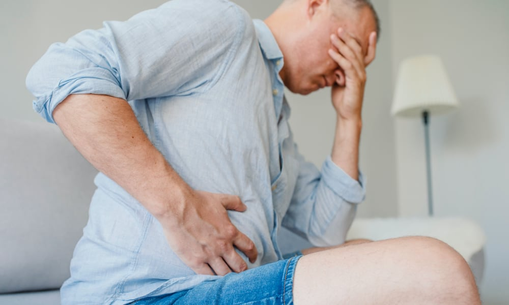 key symptoms of colon cancer